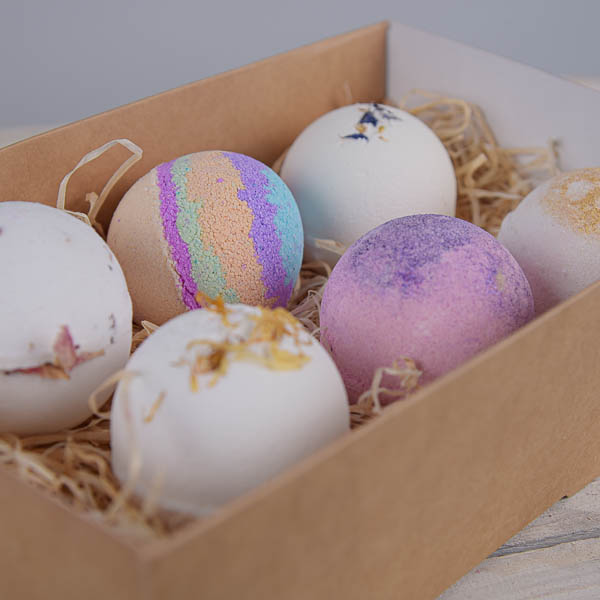 Mixed Bath Bombs Pack