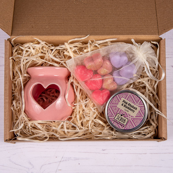 Candle and Wax Melt Gift Set