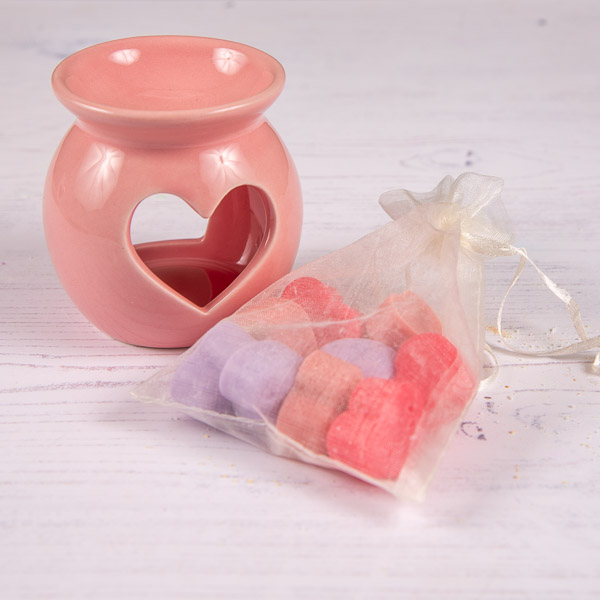 Ceramic Burner and Wax Melts